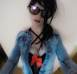 Tansexsuel rockeuse et ttbm sur Nantes