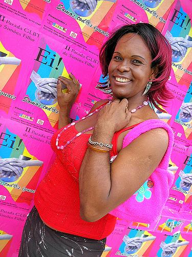 Kelly – Black trans joueuse