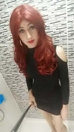 Minette transsexuel célibataire sur Mérignac