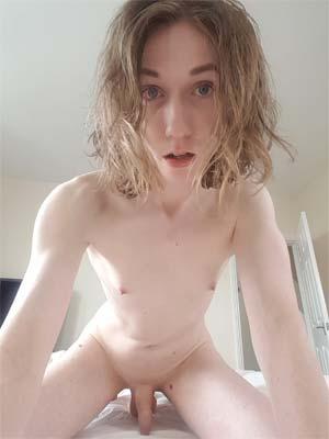 Cette blonde transgenre te donnera des sueurs
