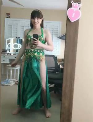 Danseuse transsex exotique à voir à Marignane