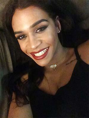 Shemale black de Martinique, La Trinité