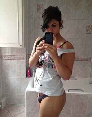 Castres 81100 : Jeune transsex chaude