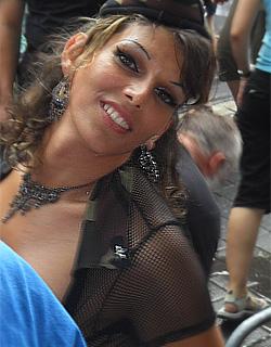 Féminine transexuelle non opérée sur Colmar