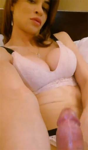 Transsexuelle folle de sexe hot & hard