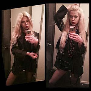 Versailles : jeune t-girl maigre désire flirt