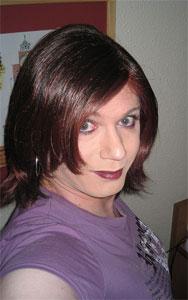 Nathalie – Une trans coquine et féminine