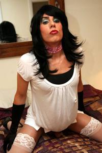 Peintre trans cherche modèle