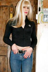 Sexy et sensuelle Brigitte – Trans