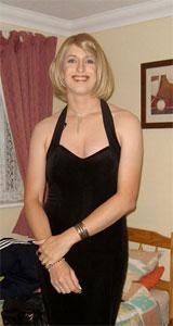 Blondie Caroline – Transexuelle