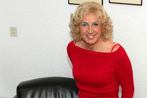 Corinne une travestie de Bruxelles