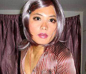 Transexuelle asiatique – Saskia